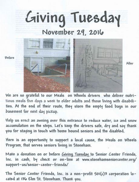 Description of Giving Tuesday