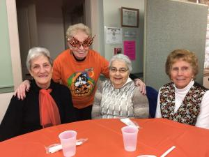 Halloween Luncheon Sponsored by Winchester Hospital